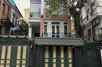 CC cho thuê BT MP Mễ Trì Thượng, DT 160m2, XD 85m2 X 3,5 tầng, full đồ, tiện KD + ở. Giá 35 tr/th