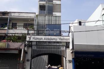 Cho thuê tòa nhà cao nhất P8, Phú Nhuận 5.1x40m hầm 6 lầu 185 triệu phù hợp VP, trung tâm Anh Ngữ