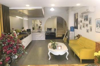 Cho thuê khách sạn P. Nguyễn Cư Trinh Q1 4x20m hầm 7 lầu 450m2 17 phòng giá 115,55 triệu/tháng