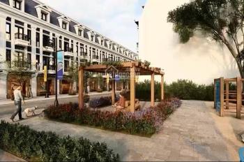 Bán nhà phố liền kề 1 trệt 2 lầu MT đường Bùi Thị Xuân - Dĩ An, dự án An Phát Residence giá 22tr/m2