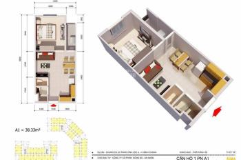 Chung cư nhà ở xã hội Vĩnh Lộc A, 710tr đã gồm VAT, Nhận nhà 2020, SHR, SH vĩnh viễn: LH 0854516839