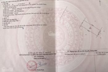 Bán các thửa vị trí đẹp DT 50m2 & 66,7m2 & 200m2 TĐC Nam Tỉnh Lộ 420 xã Bình Yên Thạch Thất Hà Nội