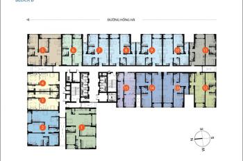 Chưa tới 4.4 tỷ đã sở hữu ngay căn hộ 3PN diện tích 96m2 tại Botanica Premier, nhà mới 100%
