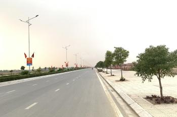 2 nền 125m2- vị trí VIP mặt đường 40m - thuận tiện kinh doanh đầu tư gần đền Trạng Trình Vĩnh Bảo