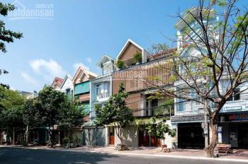 Bán căn biệt thự đơn lập KĐT Quang Minh, Mê Linh, Hà Nội, Dt 376m2 x 3 tầng xây thô. Giá hơn 7 tỷ