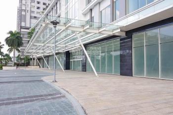 Cho thuê sàn thương mại 600m2 tầng 1 và 800m2 tầng 2 của tòa nhà KĐT Ngoại Giao Đoàn 489.742đ/m2/th