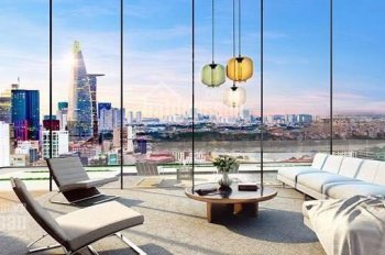 Vinhomes Golden River cho thuê Penthouse nhà đẹp giá tốt 200m2 có 4 phòng view đẹp 0977771919