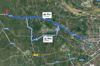 Đất trang trại 50 năm - Phụng Thượng - Phúc Thọ - Hà Nội cách Hà Nội 20km