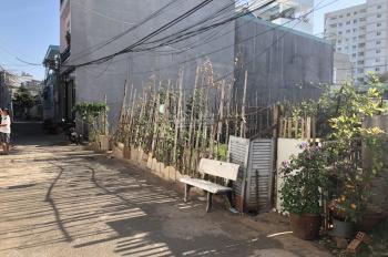 Cần bán gấp lô đất 02 mặt tiền (trước & sau) hẻm 217 Nguyễn Hữu Cảnh P. Thắng Nhất Tp Vũng Tàu