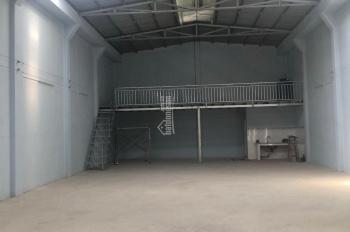 Cần cho thuê xưởng mặt tiền kinh doanh đường Thạnh Lộc 15 phường Thạnh Lộc. LH 0907682272