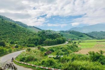 Bán đất trang trại mặt tiền đường đi thác YangBay rộng 58.000m2 giá rẻ LH 0788.558.552