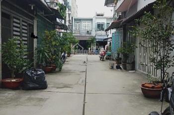 Chính chủ bán nhà hẻm 1/ đường Số 10 - Bình Hưng Hòa - Bình Tân. DT: 4x10m
