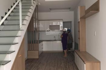 Bán căn nhà nhỏ đẹp mới xây cho vợ chồng trẻ, 2 PN đầy đủ tiện ích, LH chủ nhà 0909.70.50.20
