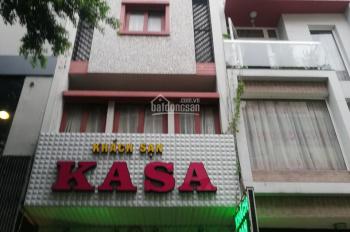 Bán khách sạn Kasa mặt tiền Bắc Hải đang cho thuê 55 triệu/tháng, 3,5x25m, 12 phòng