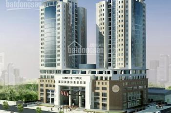 Cho thuê văn phòng tòa nhà Comatce Tower 61 Ngụy Như Kon Tum, Nhân Chính. 90m2