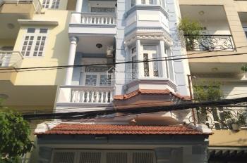 Bán nhà hẻm 43 ở Cộng Hòa - quận Tân Bình, DT: 4.5x19m, KC: Trệt + 3 lầu nhà mới, giá: 15 tỷ còn TL