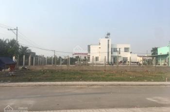 Bán đất KDC Nam Hùng Vương MT Lê Cơ, Bình Tân sổ sẵn TC 100%, 80m2, giá 799 tr/nền. 0706331257