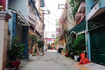 Bán nhà hẻm nhựa 6m đường Trường Chinh P12 Tân Bình 106m2 giá 8.5 tỷ TL