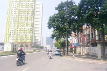 Cần bán gấp biệt thự mặt đường Vũ Trọng Khánh, sổ đỏ vị trí kinh doanh