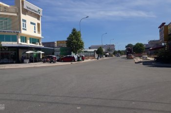 Bán đất 160m đường 18 (NB17) khu E gần ngân hàng Vietcombank Vsip 2 mở rộng Vĩnh Tân, Bình Dương