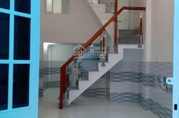Cần tiền bán gấp nhà 1/ đường Thống Nhất p. 11 nhà mới 1 lửng 1 lầu 3PN 3WC giá chỉ 2.7 tỷ
