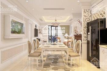 Cho thuê căn hộ Vinhomes D'Capitale Trần Duy Hưng, 120m2, 3PN, 2WC, đủ đồ, 18tr/th. LH: 0915586141