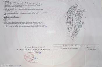 Bán đất nền khu dân cư Hòa Lạc, đất sổ đỏ chính chủ, full thổ cư, giá 640tr, 0986853461