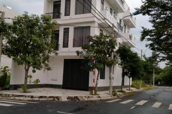 Bán nhà căn góc 2 mặt tiền đường 10m, DT 6x22m sổ hồng hoàn công đầy đủ, P7, Q8