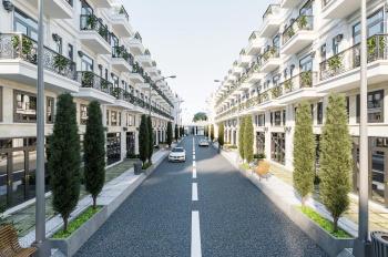 Nhà phố Quận 12, kiểu Pháp thông minh, đường Hà Huy Giáp, 1 trệt, 1 lầu, 2 phòng ngủ, giá 1,2 tỷ