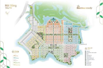 Cần bán gấp số lượng lớn đất nền sổ đỏ Biên Hòa New City, ngay sân golf sát bên Q9, LH: 0908207092
