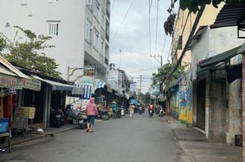 Nhà hẻm xe tải 201/ Nguyễn Xí Cầu Đỏ, DT: 4x26m, 2 lầu