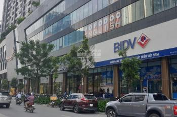 Cho thuê MBKD tầng 1 tòa nhà The Golden Palm, vị trí vàng mặt đường Lê Văn Lương