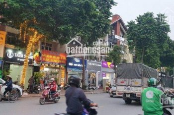Bán nhà mặt phố Nguyễn Văn Lộc - KĐT Làng Việt Kiều Châu Âu, 86.5m2, mặt sau nhìn vườn hoa