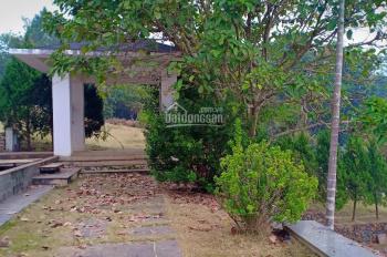 Bán biệt thự nghỉ dưỡng hoàn thiện Lương Sơn, Hòa Bình, view đẹp