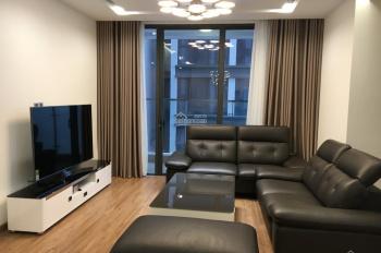 Cho thuê căn 3pn M3 11A 120m2 full nội thất cao cấp view đẹp Vinhomes Metropolis 35tr/th
