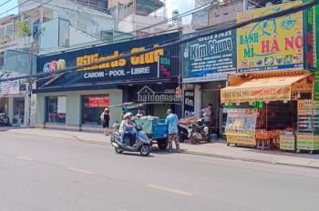 Mặt tiền quận Bình Tân đường Tân Hòa Đông gần Hương Lộ 2, khu KD sầm uất 8x25m. 0909587906
