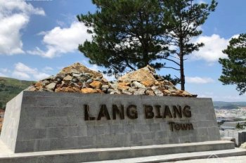 Bán đất liền kề biệt thự khu đô thị Vạn Xuân Langbiang Đà Lạt, chỉ 1.99tỷ