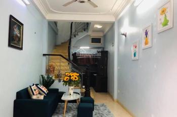 Bán nhà phố Lạc Trung, Hai Bà Trưng, phân lô, ô tô tránh, 35m2, 4 tầng, 4.55 tỷ, liên hệ 0945818836