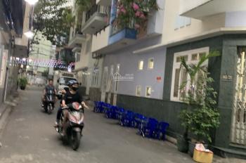 Bán nhà 1 trệt 3 lầu đường Ni Sư Huỳnh Liên, quận Tân Bình, giá rẻ 8.5 tỷ