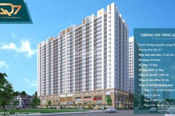 Căn hộ Q7 Boulevard giá chủ đầu tư, nhận nhà trong năm 2020, LH 0966110976