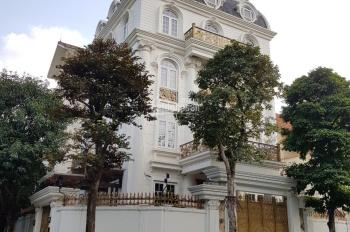 Cho thuê biệt thự mặt phố Phạm Hùng, Mễ Trì. DT đất 160m2, XD 120m2 x 6T có thang máy, giá 45tr/th
