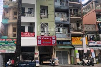 Bán nhà mặt tiền Trần Phú, quận 5, 4x18m, trệt 3 lầu, giá 18.5 tỷ