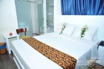 Khách sạn 3* gần chợ Bến Thành 9 tầng 58P 716,41 triệu/tháng