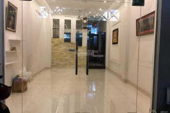 Bán nhà đất xây cao hầm 5 lầu trung tâm Thảo Điền, Q2, DT 13x27,5m, đường 12m, giá 114 triệu/m2