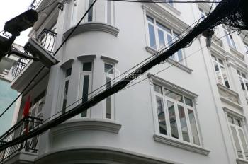 Nhà 5 tầng thang máy 11 phòng CHDV full NT góc 2 MT Trần Hưng Đạo, Quận 1 giá 120tr - 0908609012