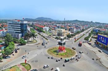 Bán nhà 4 tầng - sổ đỏ 100% full - phố kinh doanh rộng 40m - Trung tâm TP Vĩnh Yên 0987052592