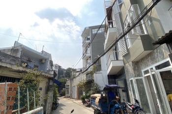 Nhà đất hẻm xe hơi phường 6 kinh doanh ngay công viên Nguyễn Văn Lượng 4x16m chỉ 5 tỷ 250