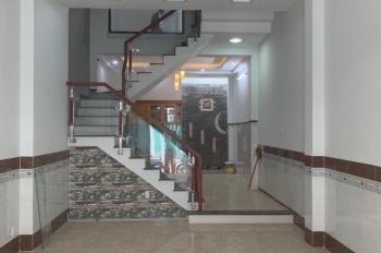 Bán nhà 1 trệt 2 lầu mới xây trong khu dân cư Phú Hồng Thịnh 6. LH 0901186928