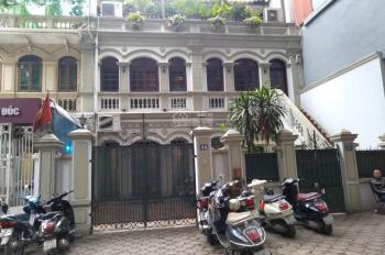 Cho thuê nhà mặt phố số 42 Phan Đình Phùng, Ba Đình, DT: 330m2 sàn, giá 260 triệu/th