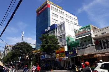 Bán nhà mặt tiền Thương Mại Phan Văn Trị, Gò Vấp. DT 9.2x32m, GPXD: Hầm + 6 tầng, TN: 130 triệu/th